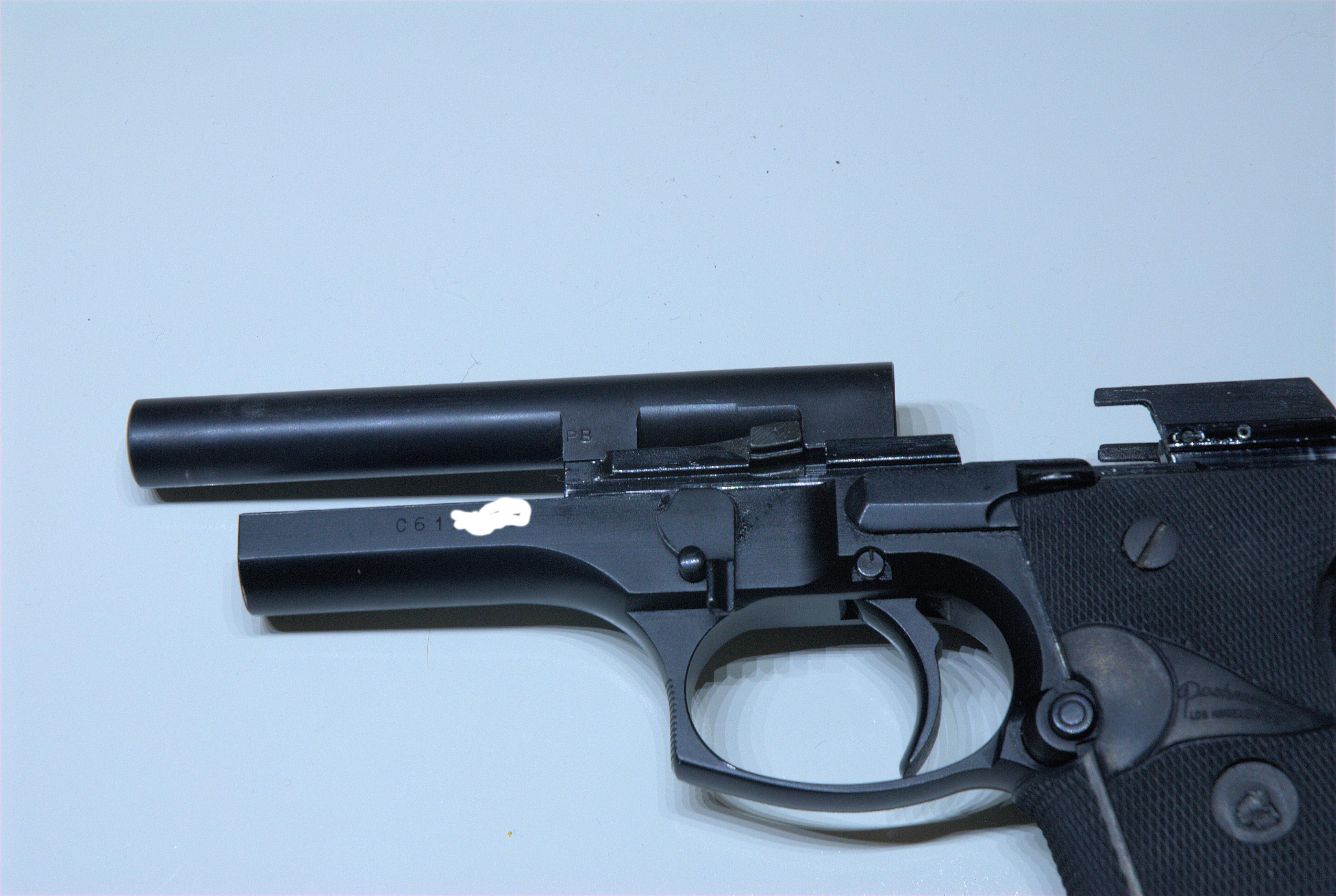Bar Sto Barrel Review Beretta 92F