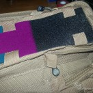 DIY: How to get Velcro on your Molle straps for your Patches