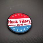 VoteHuckFillary