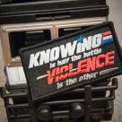NEW: Knowing Violence Patch!