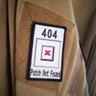 404 PATCH NOT FOUND