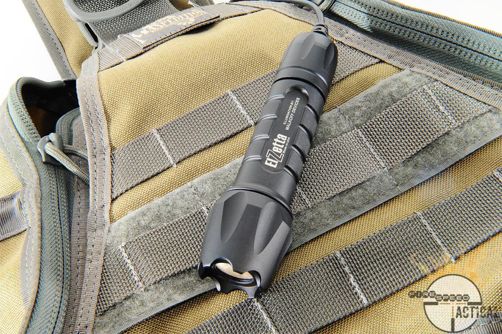 Elzetta ZROC and ZFL-M60 Flashlight