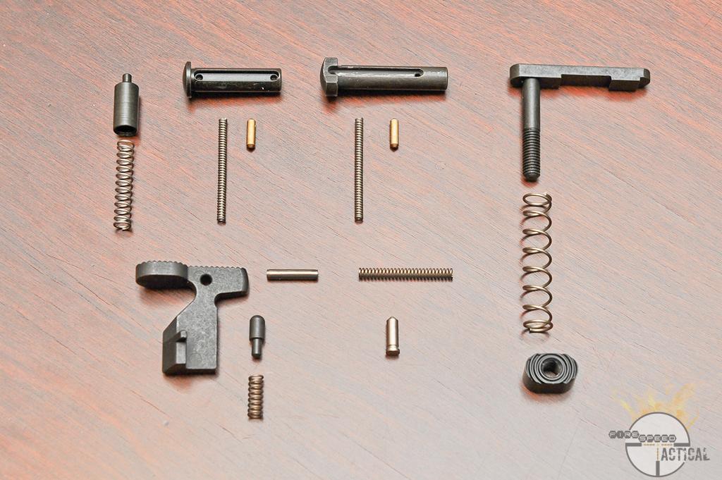 FireSpeed Basic Custom Lower Parts Kit
