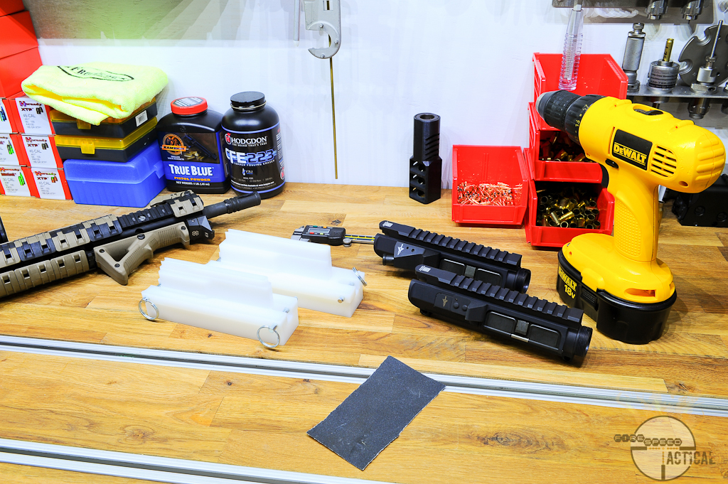 Fixing your DPMS Panther Claw Upper Mount