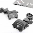 NEW! DiamondHead D-45 Pop up Sights