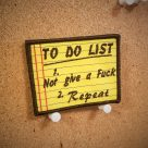 NEW: To Do List