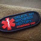Medic Alert – Delete My Browser DNR